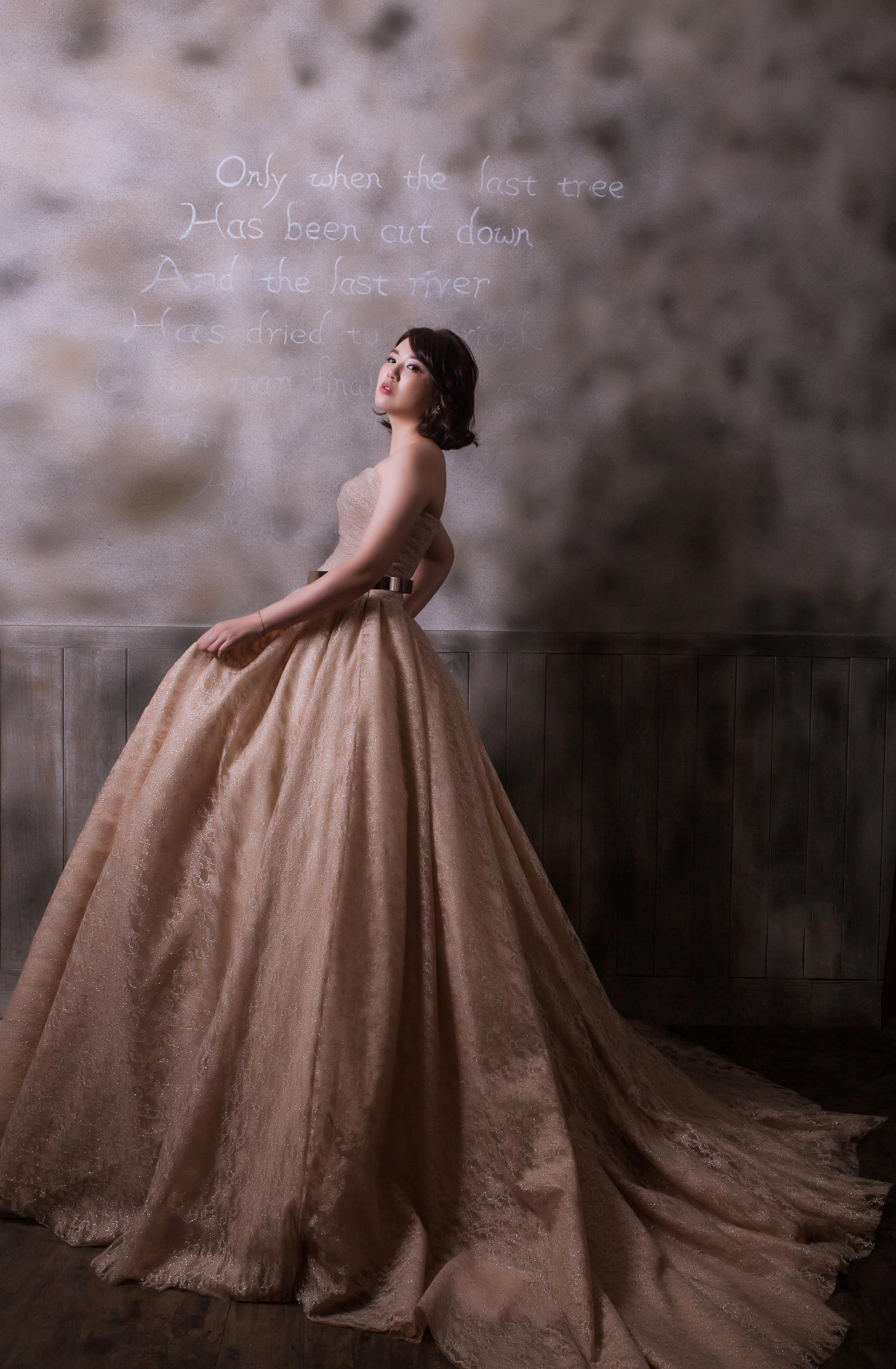愛意婚紗禮服推薦130