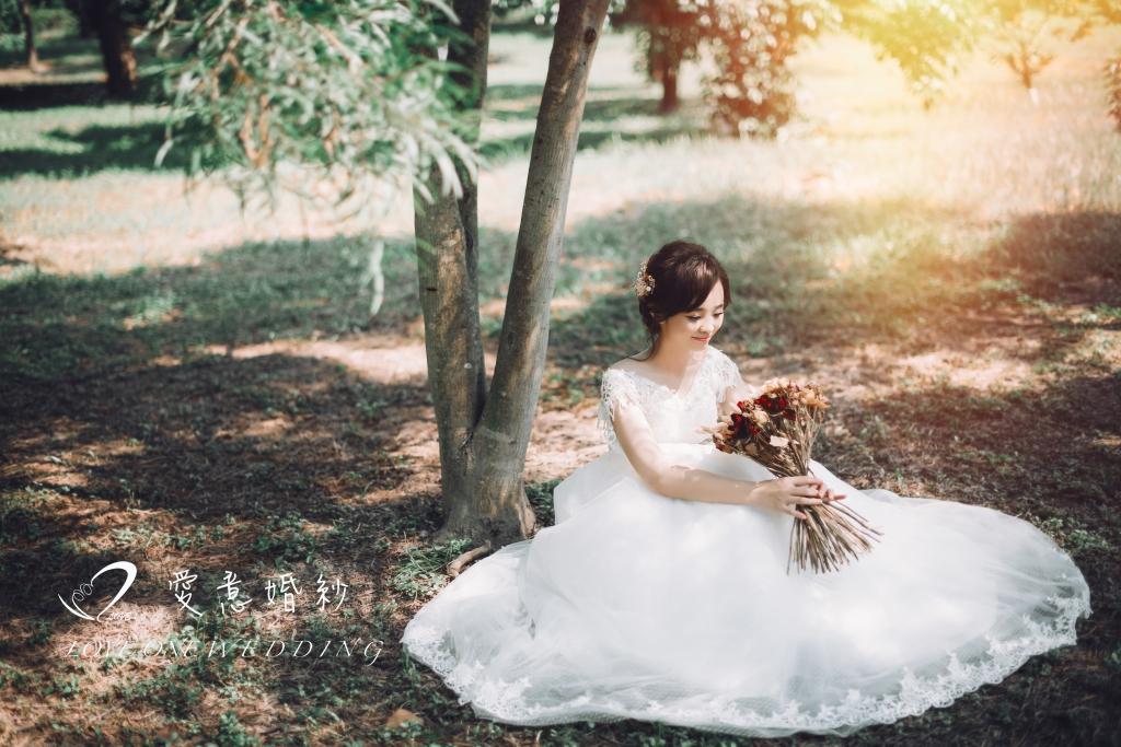 愛意婚紗自助婚紗1