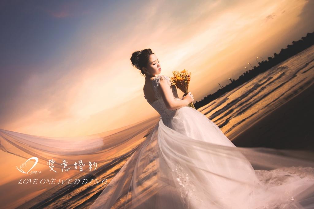 愛意婚紗自助婚紗
