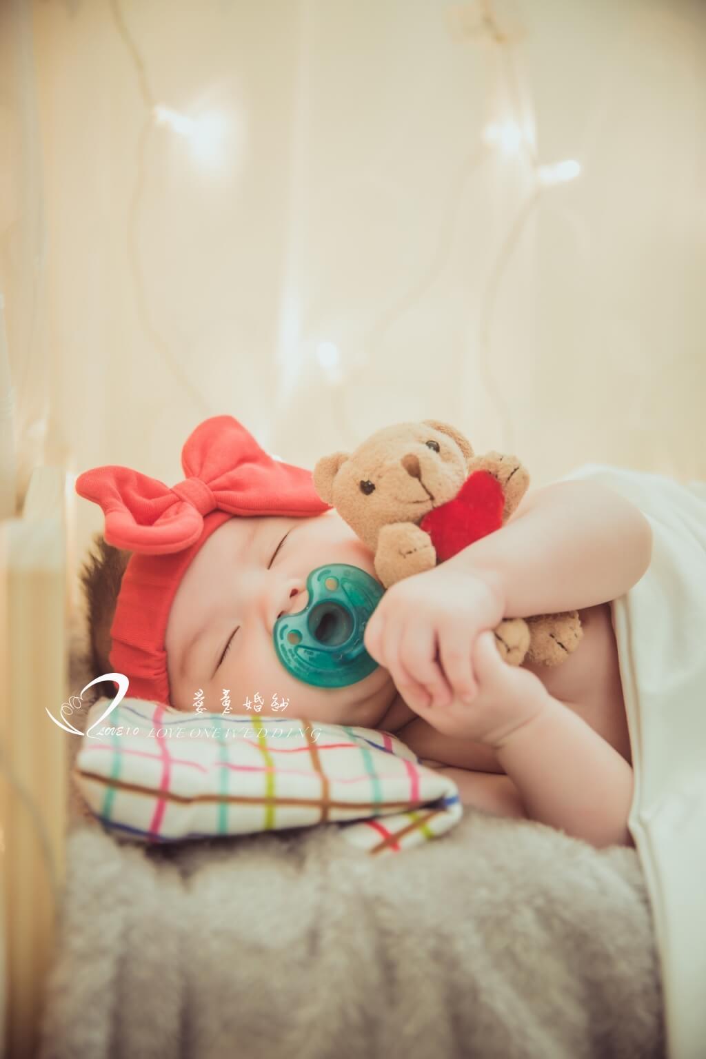 愛意新生兒寶寶推薦8