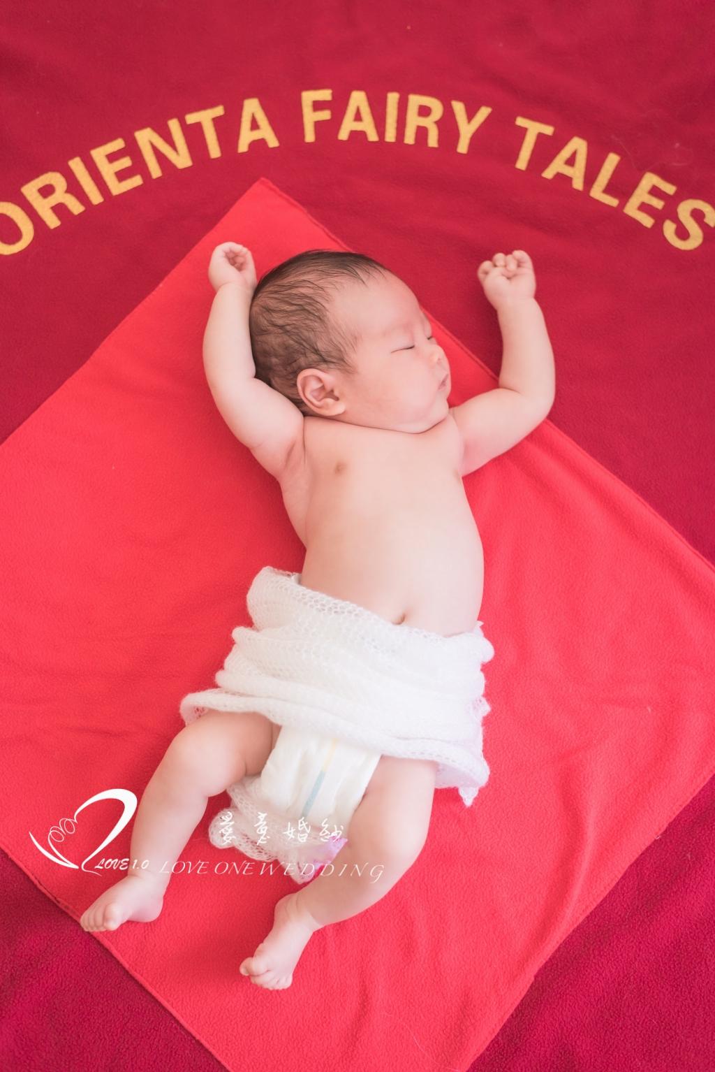 新生兒寫真推薦愛意21