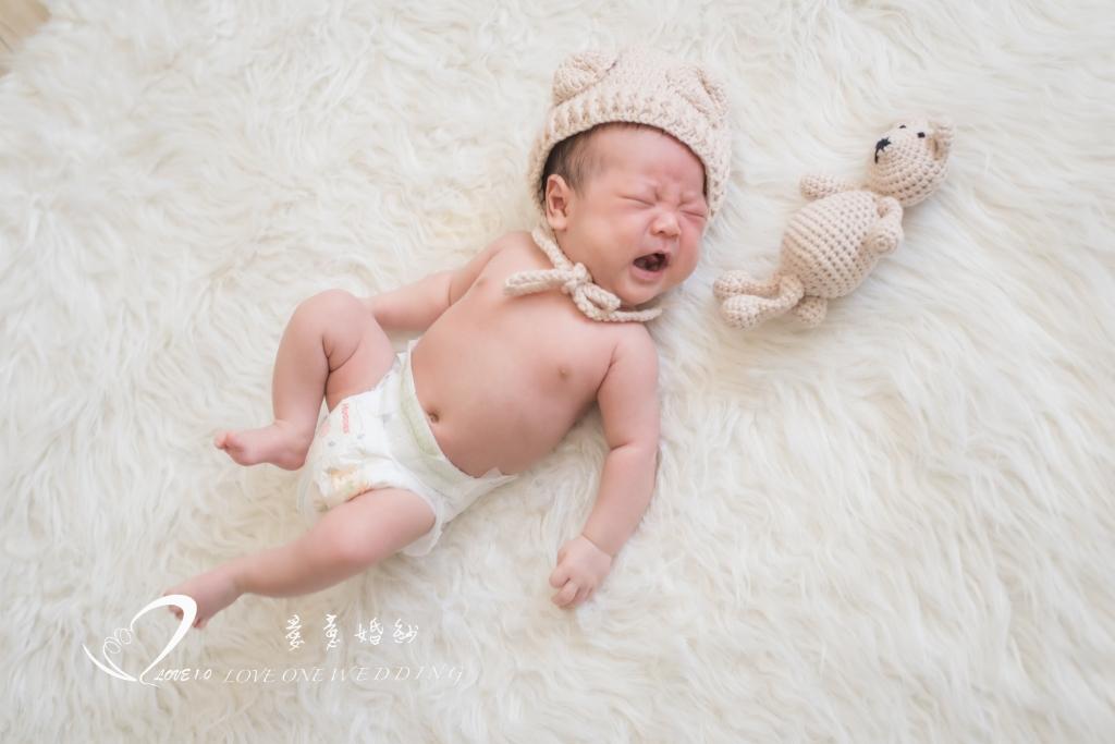 新生兒寫真推薦愛意5