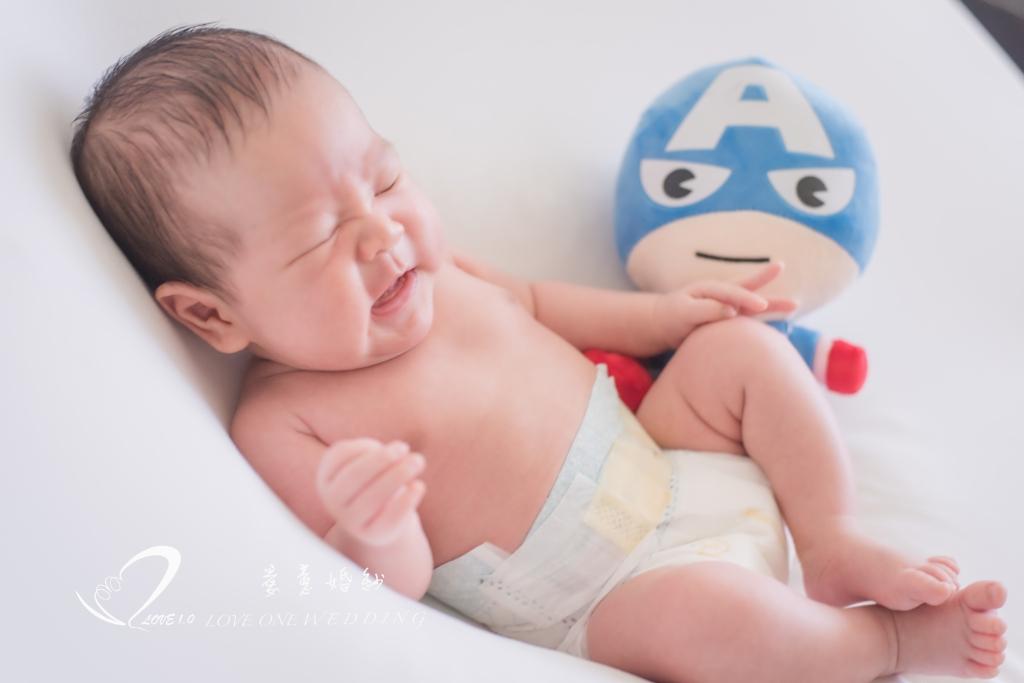 新生兒寫真推薦愛意7