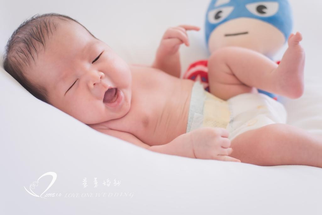 新生兒寫真推薦愛意8