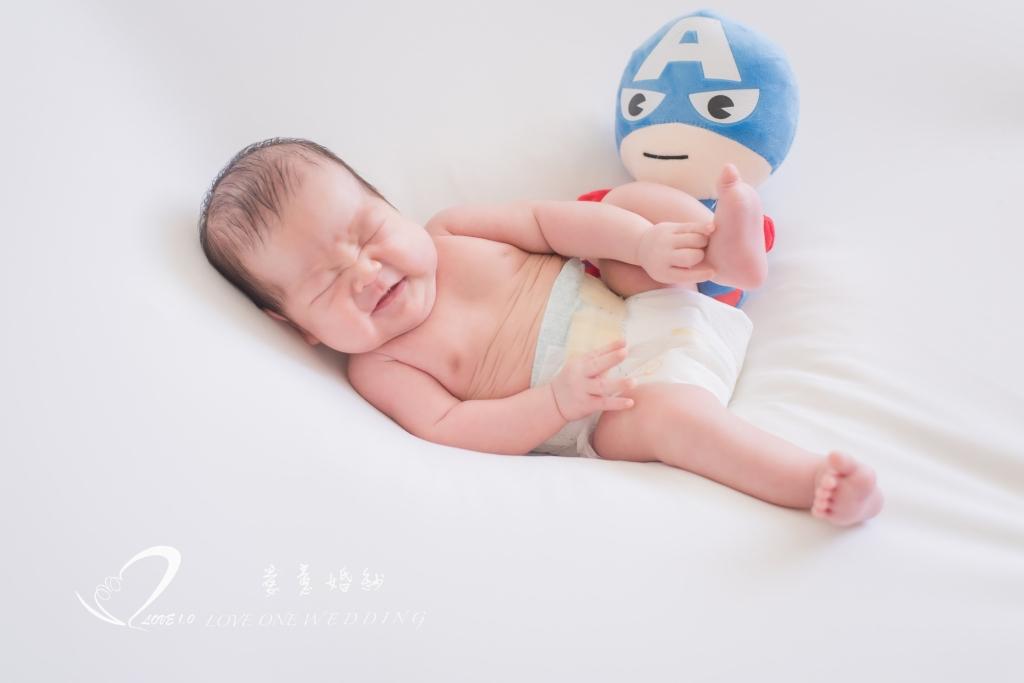 新生兒寫真推薦愛意9