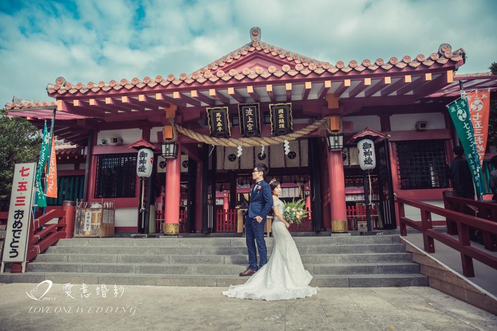 沖繩拍婚紗