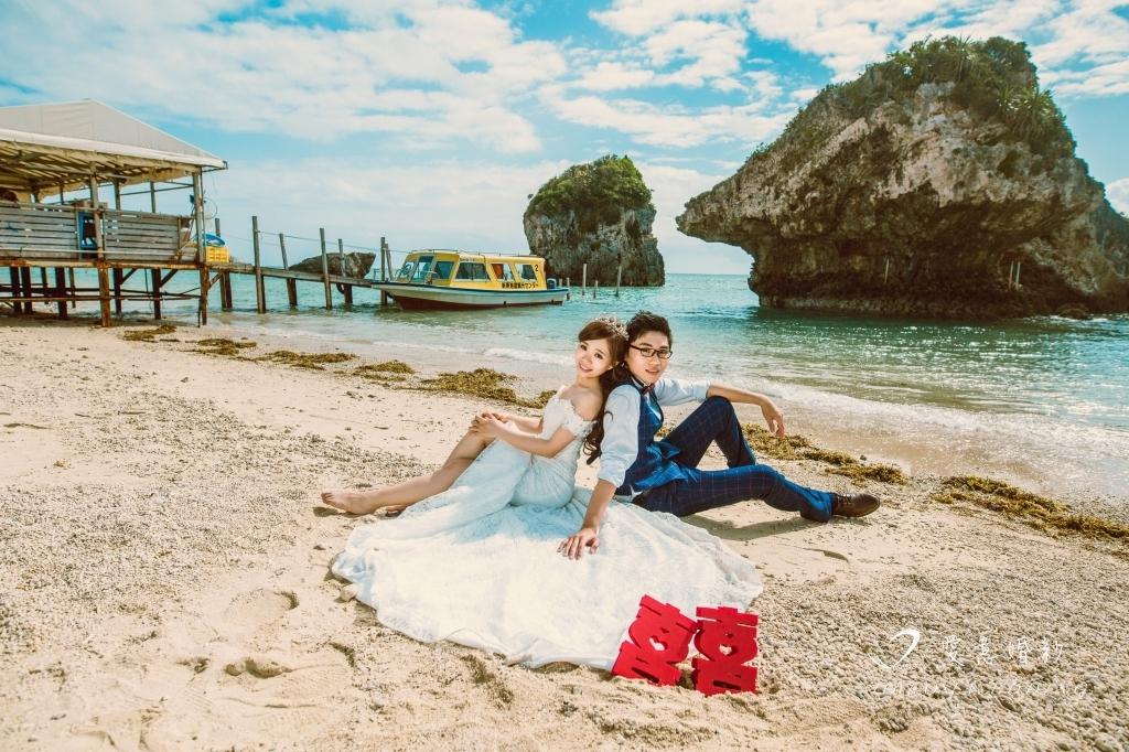 沖繩海外婚紗14