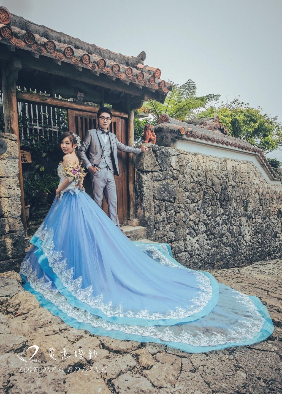 沖繩海外婚紗11