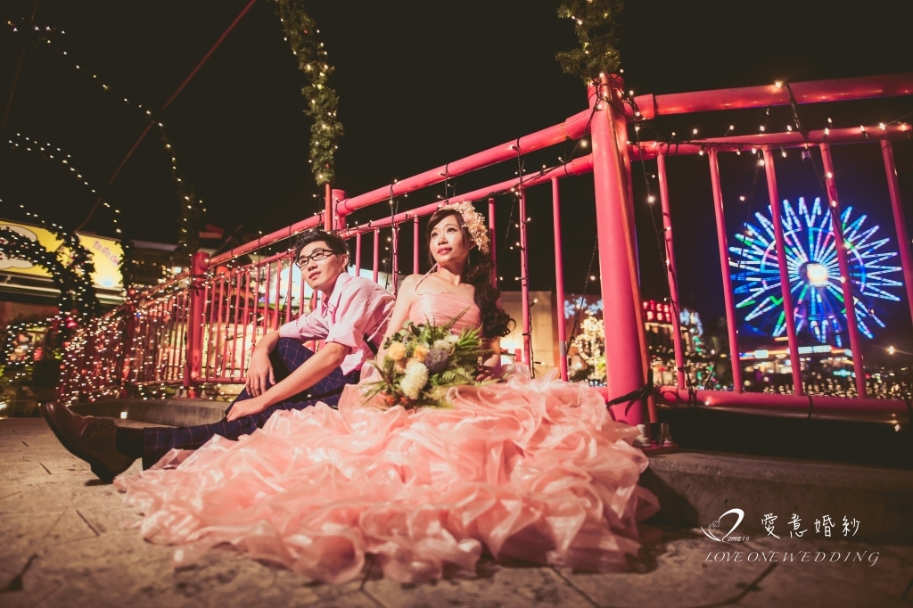 沖繩海外婚紗1
