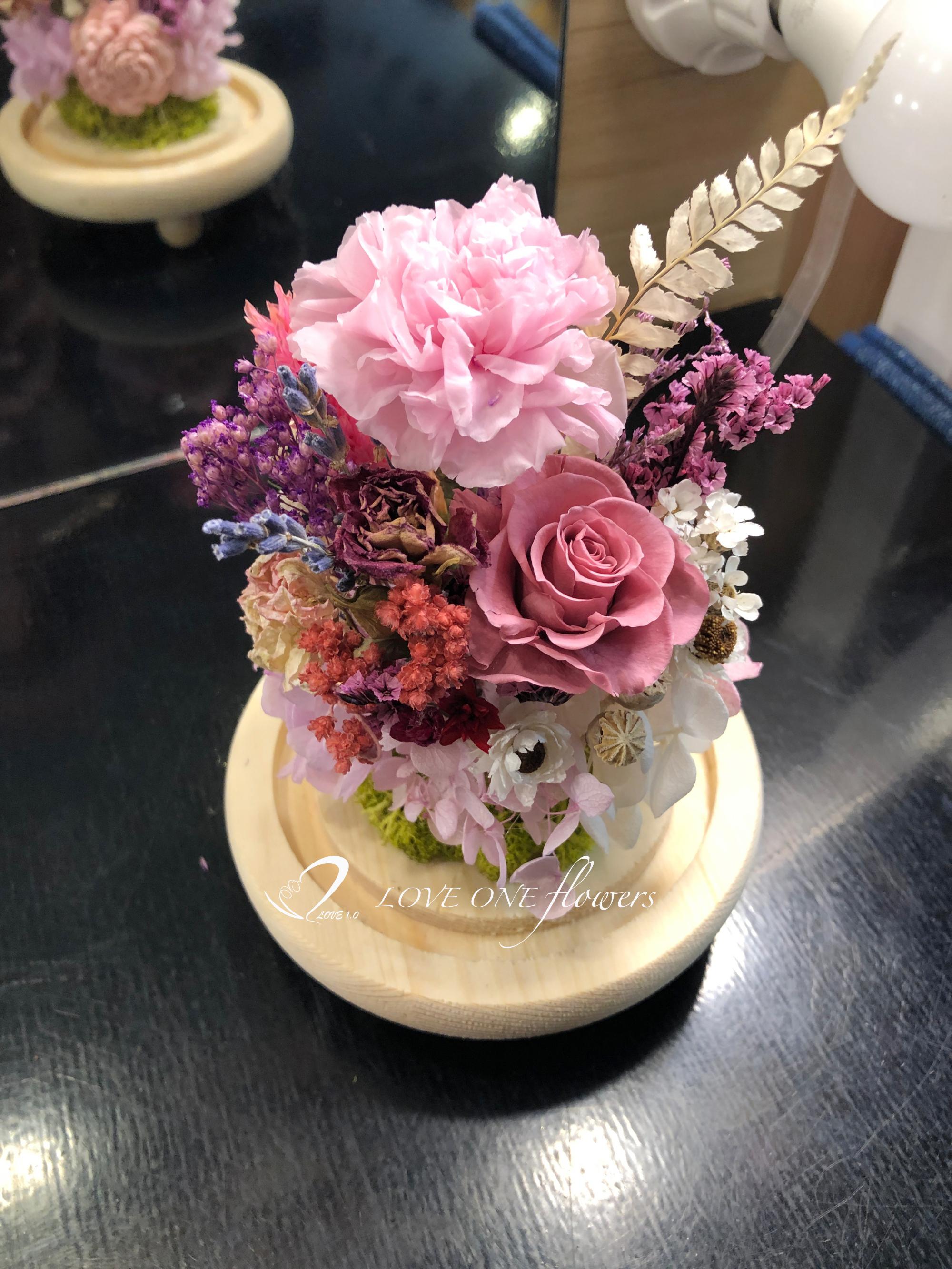 粉紅康乃馨415