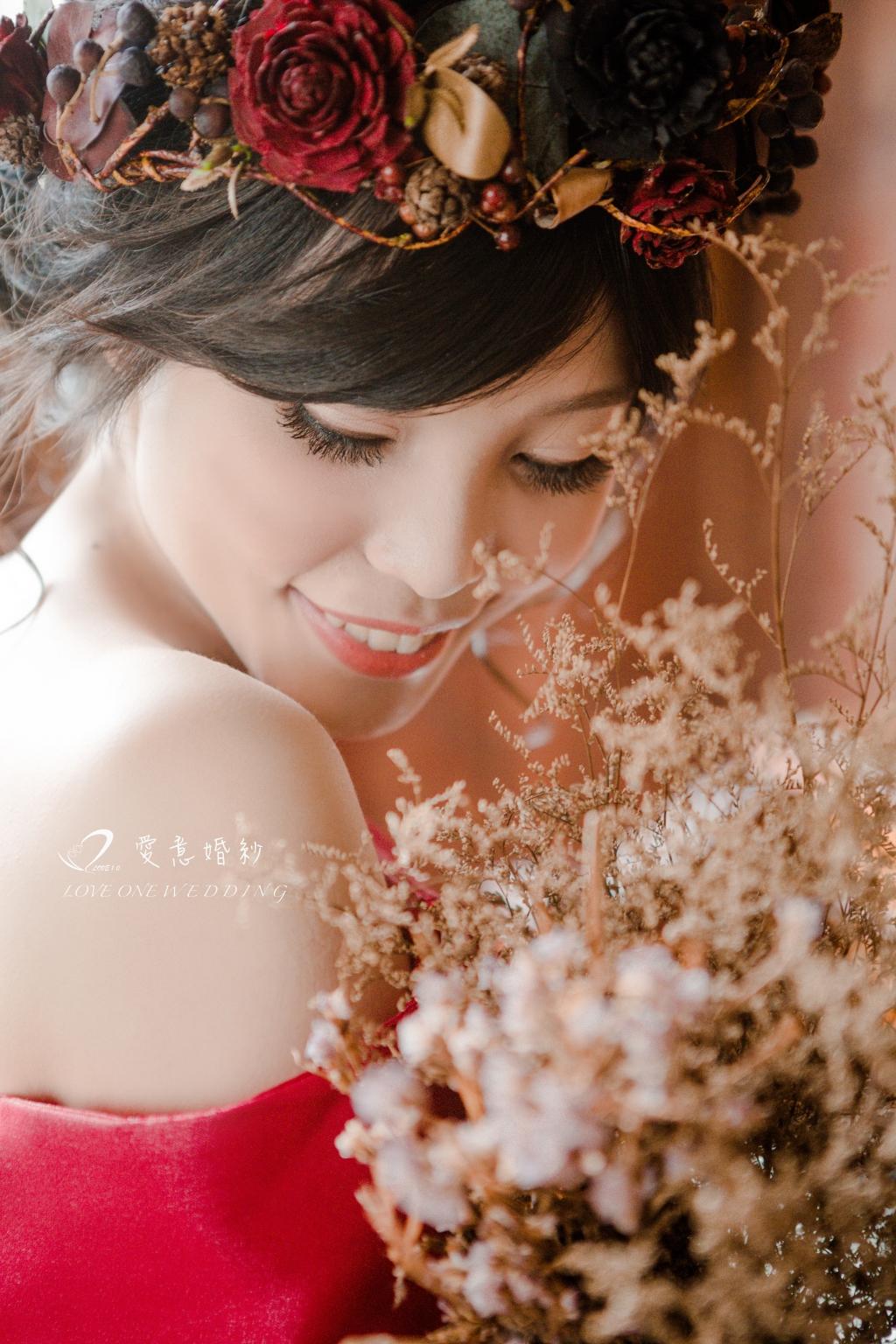 高雄婚紗藝術照