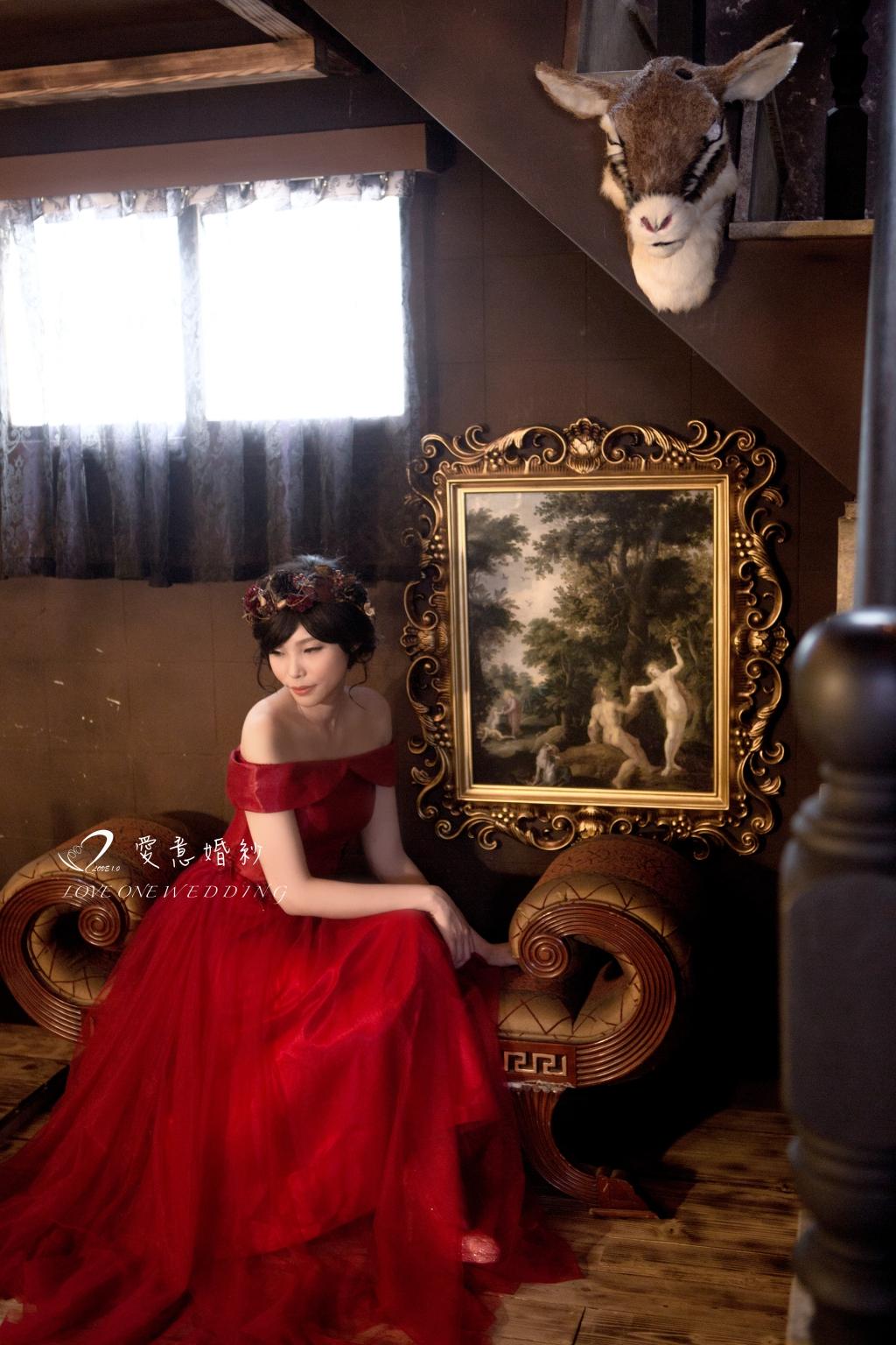 高雄婚紗藝術照71
