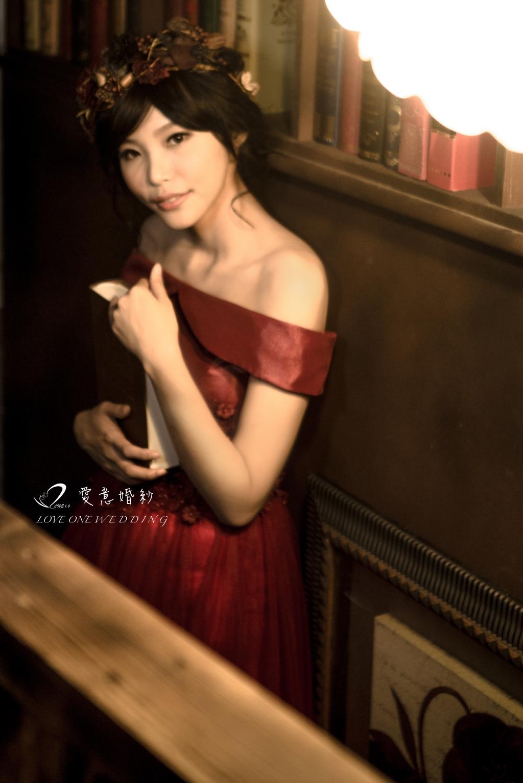 高雄婚紗藝術照8