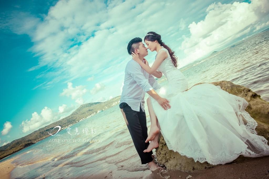 墾丁婚紗照21