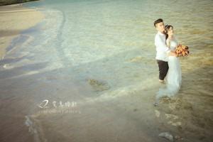 墾丁婚紗照22
