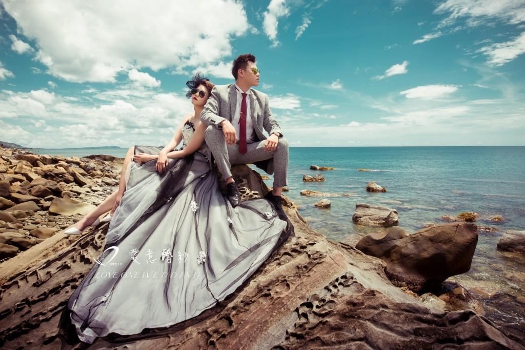 墾丁婚紗照12