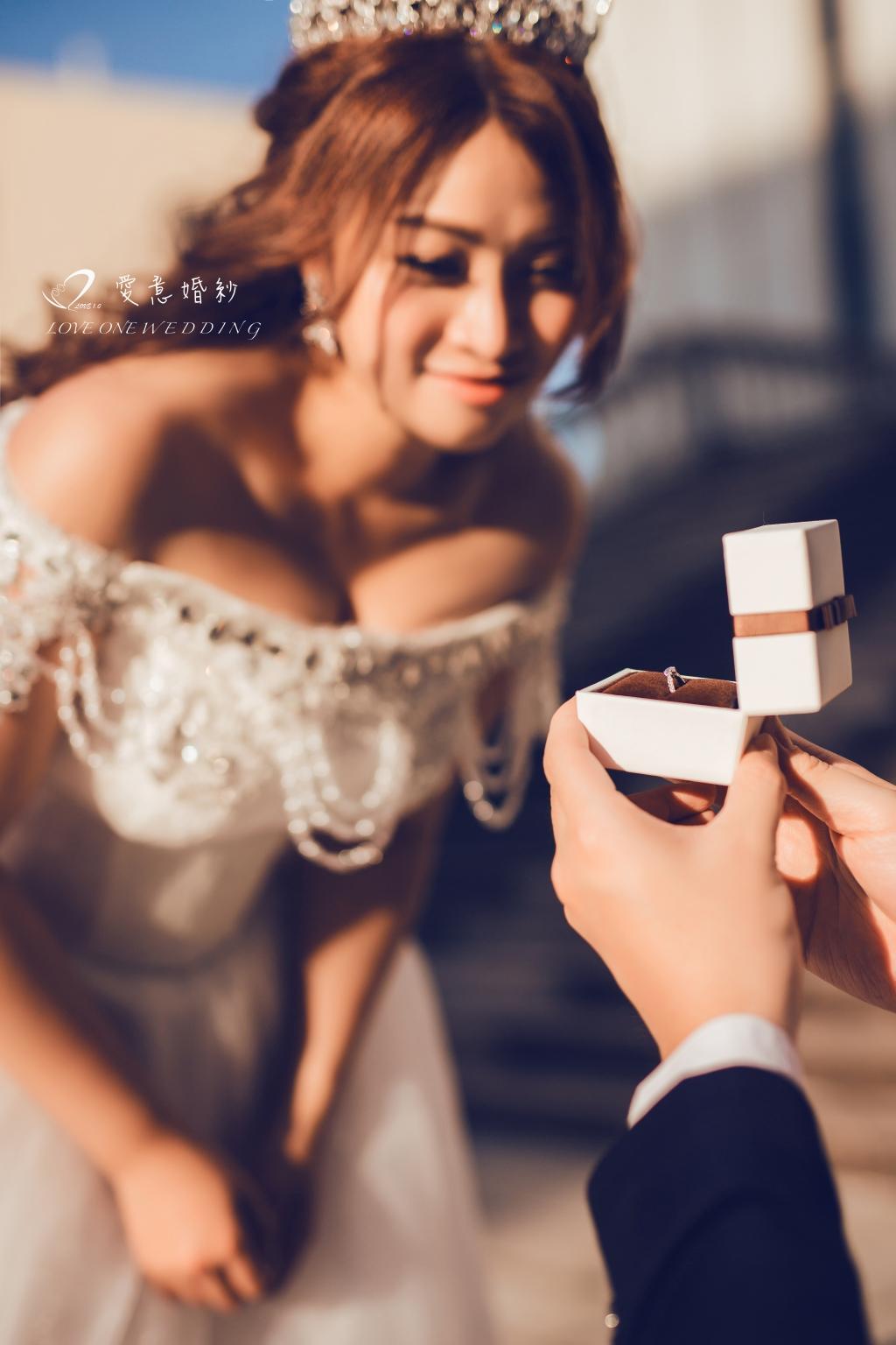 高雄婚紗推薦愛意