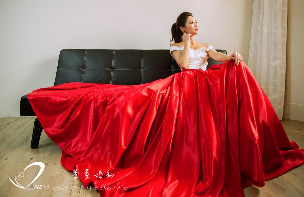 高雄婚紗禮服推薦愛意8