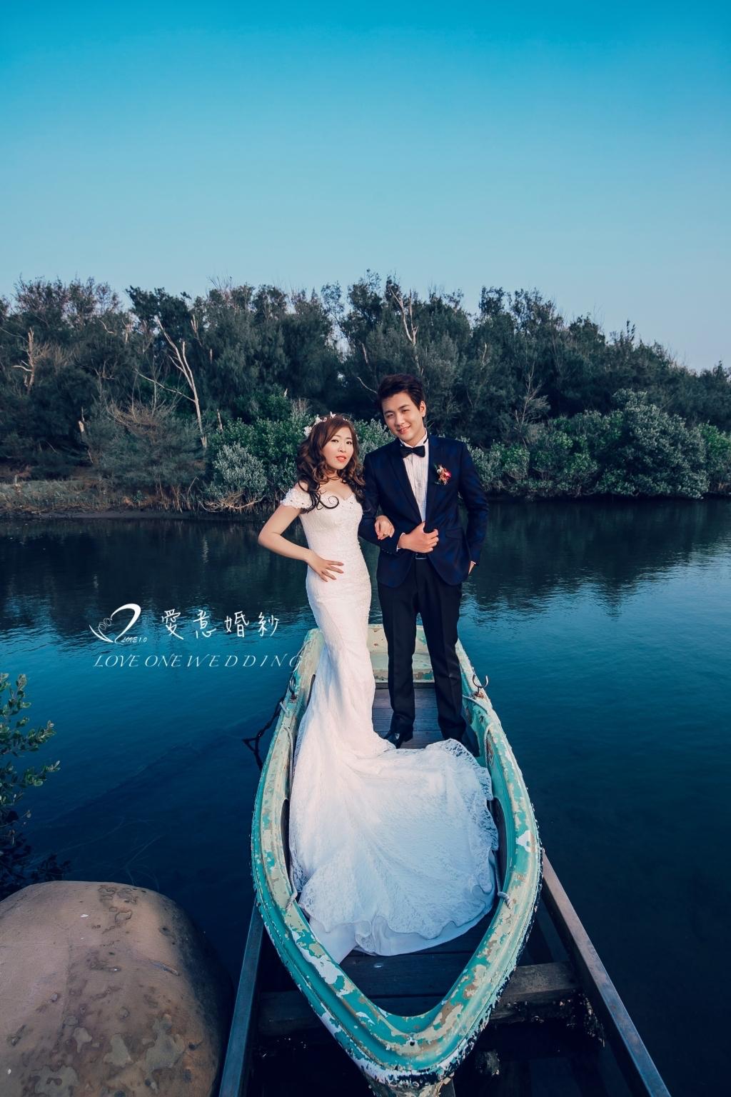 高雄韓系自助婚紗