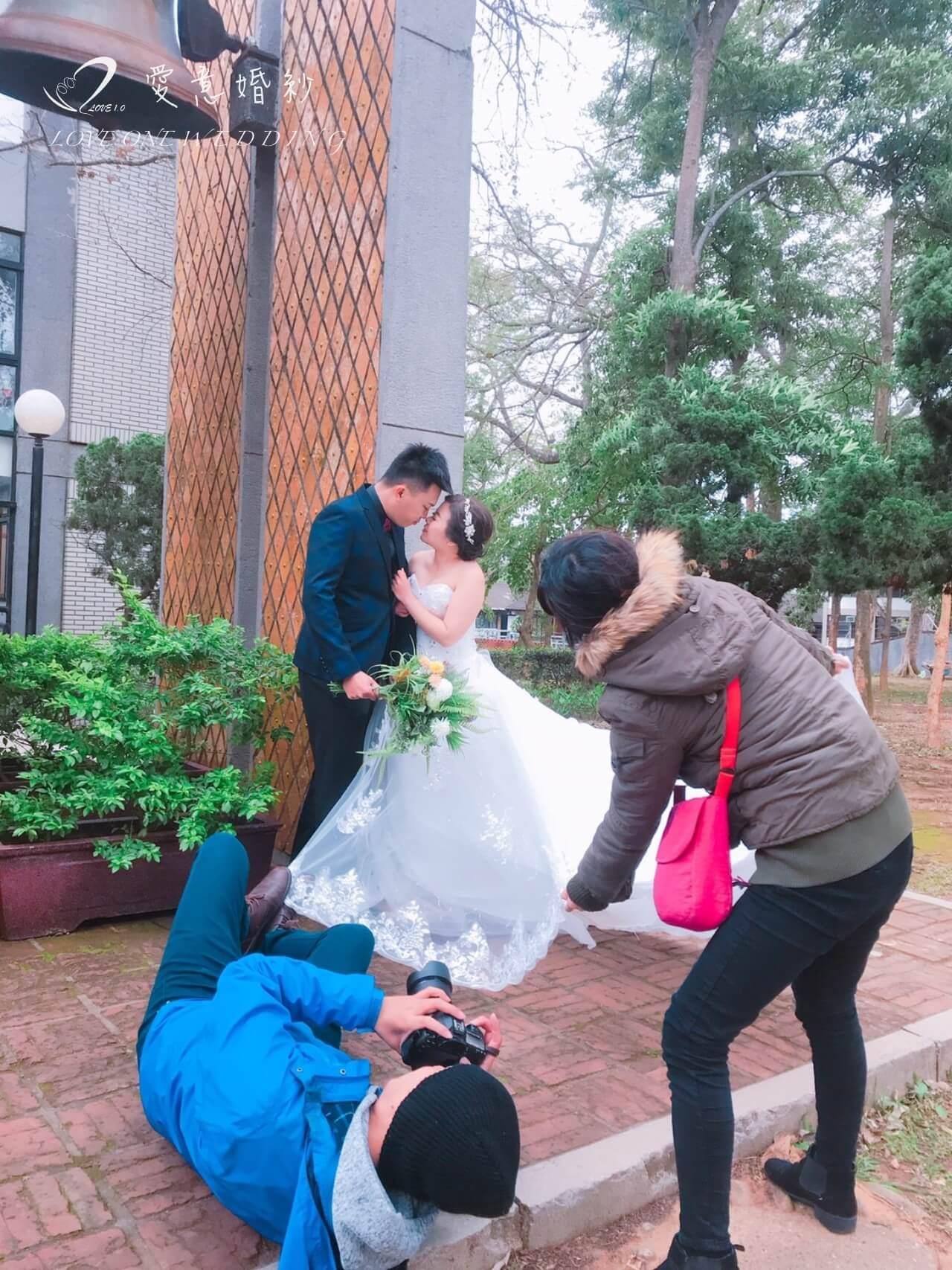 高雄自助婚紗側拍6