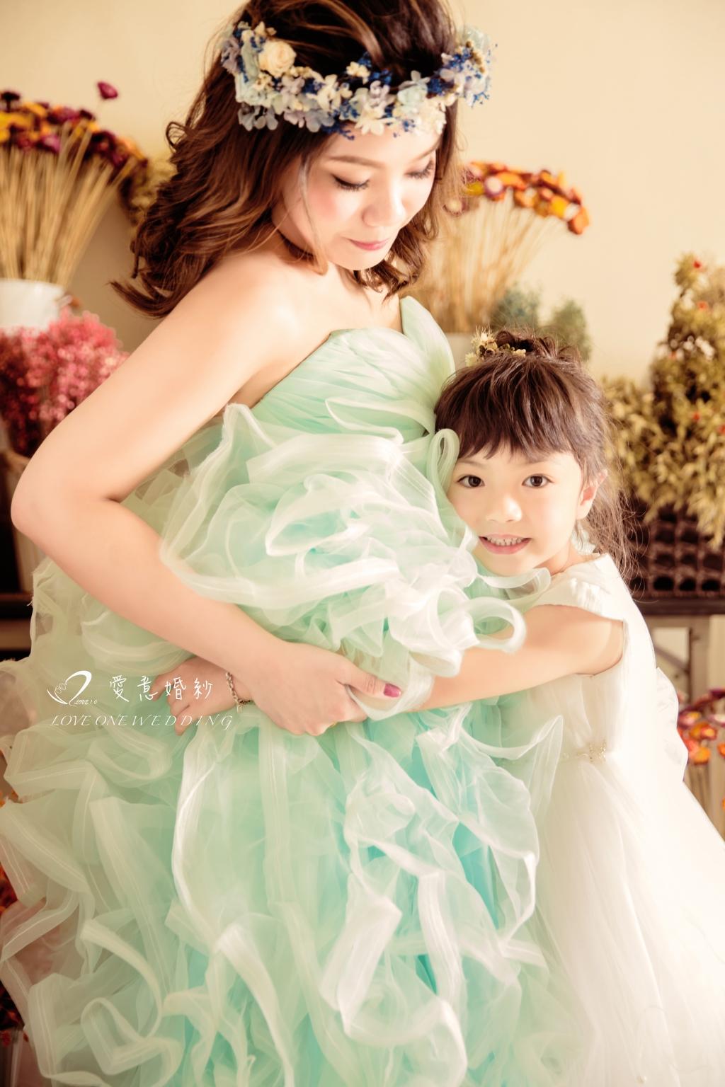 高雄親子婚紗5