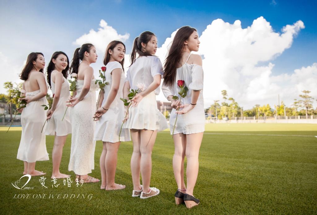 高雄 閨蜜 婚紗15