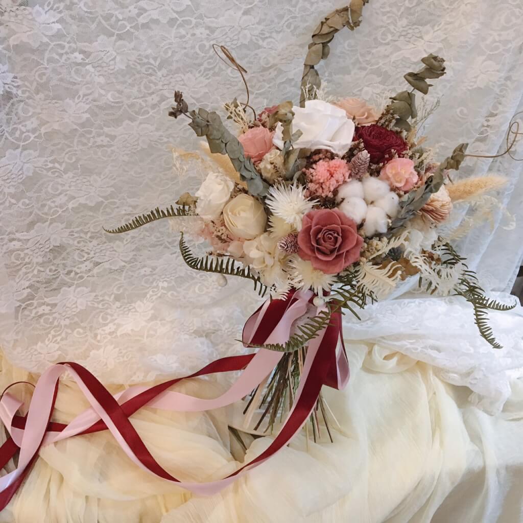 乾燥花拍照花束推薦