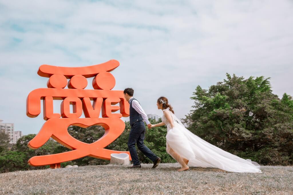 愛意自助婚紗推薦2999