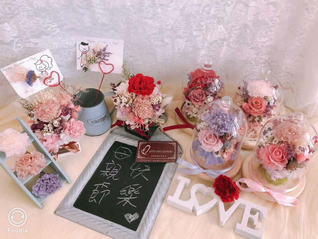 母親節康乃馨花禮